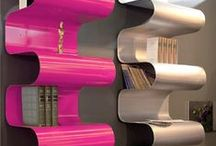 Complementi arredo di design Vidame Creations | CLASSICDESIGN.IT / Librerie e consolle Vidame Creations realizzate con una lamina di alluminio da Julien Vidame