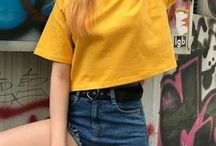Yellow / Yellow things and fashion ☀︎