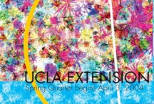 Catalog Covers / Graphic artists create UCLA Extension catalogs covers quarterly. Here is a gallery of our covers.
