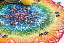 Crochets, Tricot & Cie / J'aime, j'aime, j'aime ... Je suis admiratrice de tous ces talents et créations....  / by CecileL