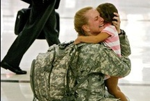 Heros to be thankful for  / Heros. Only the few, brave enough to conquer fear... / by Mary Costello