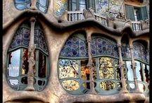 Art Nouveau & Jugendstil / De kunst van sierlijke lijnen en natuurlijke inspiratie.