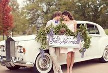 Wedding Getaway Inspirations