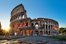 ♥ Italië / Bella Italia! Eten, cultuur, geschiedenis, inspiratie etc...