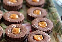 Kekse & Pralinen / verschiedene Rezepte rund ums Jahr: Kekse, Pralinen und kleine Süßigkeiten