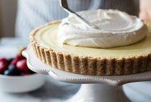 Tartes & Pies / Rezepte: süße und herzhafte Tartes, Pies, Tartelettes...