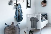BABY BOY + NURSERY / our favorite traditional nurseries for baby boys