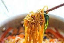 Nudelgerichte & Saucen / Rezepte: Nudelgerichte und Saucen / Pasta