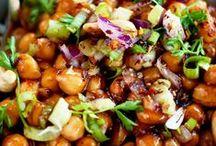 Veggie - Gemüse & vegetarische Gerichte / Vegetarische Gerichte - abwechlungsreich, herzhaft, gesund. Tolle und einfache Rezepte.