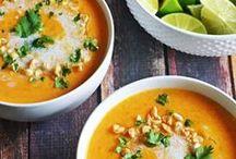 Suppen - Rezepte rund ums Jahr / Leckere Suppenrezepte rund ums Jahr. Gesunde und vielfältige Auswahl.