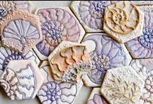 Fossil Sugar Cookie Inspiration
