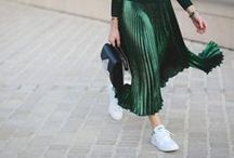 Street style ___The Green Gallery