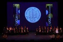 Jorge Ramos as Keynote Speaker at UCLA Extension Graduation