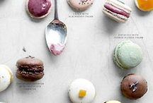 Macarons / Rezepte und Ideen: Macarons