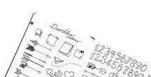Hand Lettering & Doodling / Hand lettering, doodling, and coloring. Hand Lettering   Calligraphy   Writing   Doodling   Coloring Pages   Bounce Lettering   How to Hand Letter   Improve your Writing