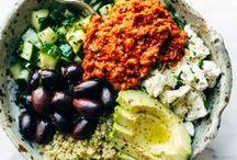 Bowls / Leckeres und Gesundes aus der Schüssel: Smoothie bowls, Frühstück, Veggie, Salat etc.