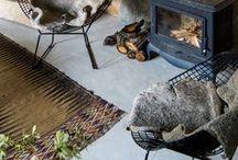 fireplace / ein plätzchen am feuer