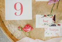 Exklusive Hochzeitspapeterie von MarryinLove / Ob Elegant, Vintage, Modern, Grafisch oder Verspielt - MarryinLove kreiert und designt für eure Hochzeit eure individuelle und persönliche Papeterieserie!