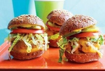 Game Day Ideas / Ideas for the big game! Everything from simple appetizers to elaborate entrees.
