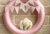 Baby Showers / by Handmade and Handpicked Boutique