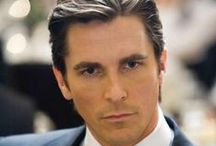 Christian Bale / by Cinthya Jimenez