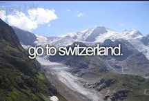 I Love Switzerland ❤ / Place I have been : ) My favorite place on earth!!! Amazing Country in the Alps.Do not pin more than 10 pins from my boards at one time. Be Original...not a copycat! Most people have respected and understood it  Please be advised that abusers will be BLOCKED. Thank You for following me :-) / by Joke