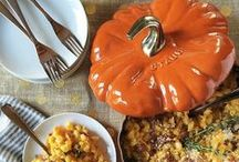 Fall Favorites / Fall favorites using Staub Cast Iron and Ceramic cookware. / by Staub USA