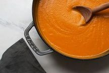 Soups for all Seasons / by Staub