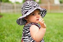 ベビー帽子&サンハット / newbornサイズからの帽子。海外ならではのデザインが可愛い!