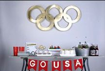 Going for Gold: Olympics