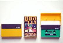 bromelia / pineapple-inspired vegan cookbook + calypso/northern soul/motown/ska compilation = tape of love in the kitchen