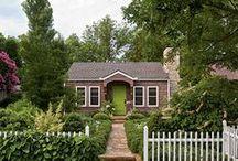 Дача, домики / о летних домиках, дачах и прочих садовых устройствах