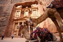 Jordan / Kingdom of Jordan, which once captivated ancient travellers, continues to enthral a whole new generation as a modern, vibrant nation. Visit the Wadi Rum dessert, the unique waters of the Dead Sea or the 7th world wonder: The ancient pink city of Petra.