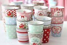 Happy Mugs Krasilnikoff - Kadootjesvoorhaar / Vrolijke serie Happy mugs van het mooie Deense merk Krasilnikoff. Leuk om te combineren met de Happy bowl. www.kadootjesvoorhaar.nl