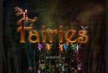 Fairies and Fairy Tales  Pt. 2 / by Cherry Blossom Girl