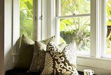 Sun room - sun home / I love sunshine, I love the windows!