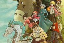 Ghibli Studios