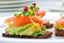 Salads and appetizers / О салатиках..ммм...и закусонах))