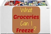 Storage Cupboards & Food Savings / Our Armageddon stockpile cupboard has been key to lowering our food bills, while keeping our foodie family satiated. Visit mortgagefreeinthree.com for more stockpiling tips.