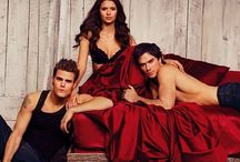Vampire Diaries / My all time favourite Tv series