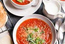 Hearty Soups / soup, soup recipe, soup recipes, recipe, food, meals, menu, healthy eating, healthy food, nutrition, healthy soup, hearty soup, lunch, dinner, entree