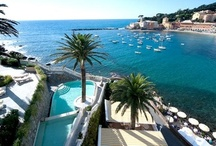Paradisiacal pools / Hankering for a dip with a view in Italy? #ItalyTraveller