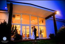 Weddings at the Ogunquit Museum of American Art / The museum is available all year round as a venue for private events.
