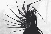 Samurai / Imágenes de guerreros Samurai