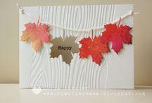 Herbst Karten