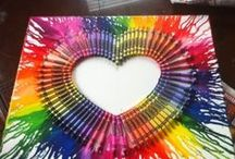 Craft - Art & DIY / Things that would be fun to try
