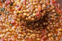 Food - Vegetarian / Cooking the vegetarian way