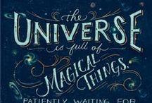 Universe / Astronomy / by Jesus Jr Zavala Jaramillo