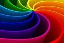 Colour - Rainbow Colours / Beautiful bright colour makes our world and lifts our spirits