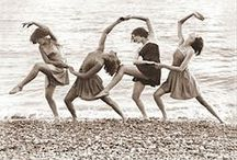 dancing deliciousness / Artistic expression of bodies in dance